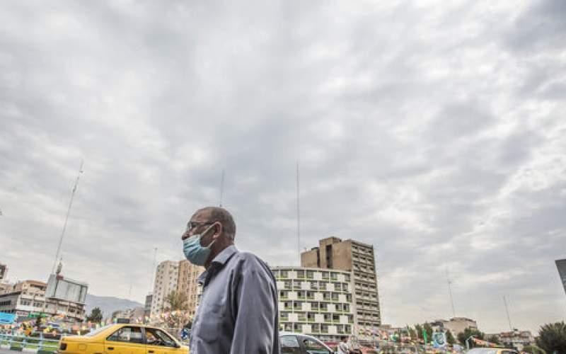 کیفیت هوای پایتخت در شرایط قابل قبول