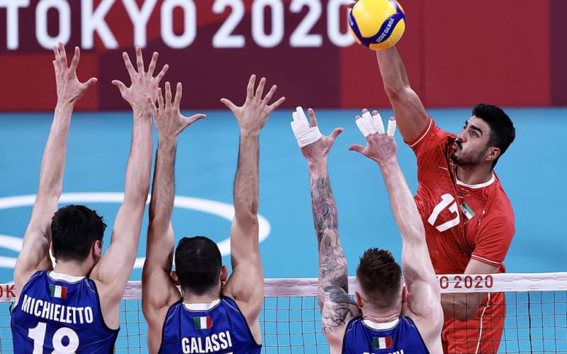 روز و ساعت بازی والیبال ایران – ژاپن