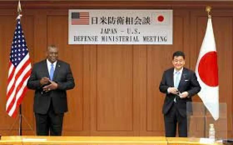 تاكید ژاپن و آمریکا بر تقویت بازدارندگی