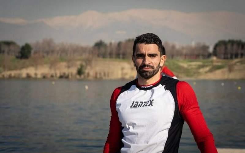 رقبای علی آقامیرزایی در قایقرانی مشخص شدند