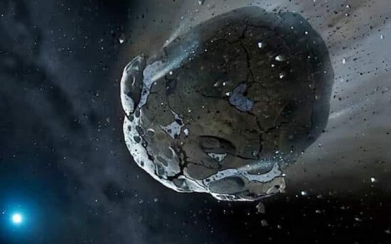 کشف دو ابر جرم قرمز در کمربند سیارکها