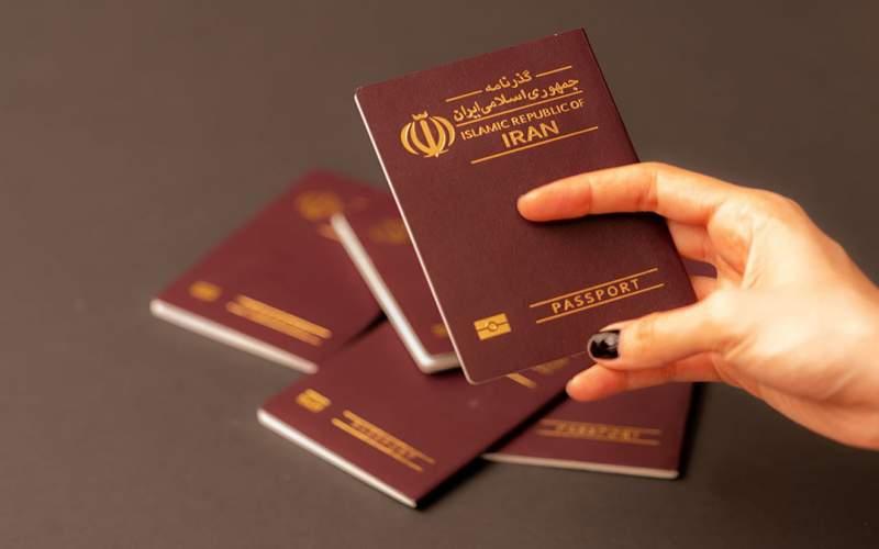 رتبه گذرنامه ایران همتراز با سریلانکا!