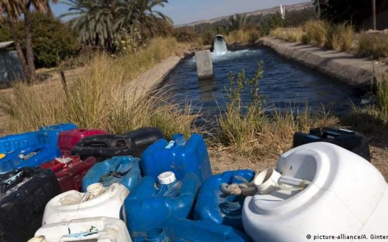 کمبود آب خاورمیانه را فرا گرفته است