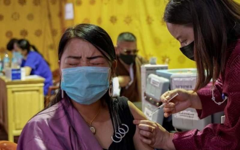 کشوری که بیشتر جمعیتش را  واکسن زد