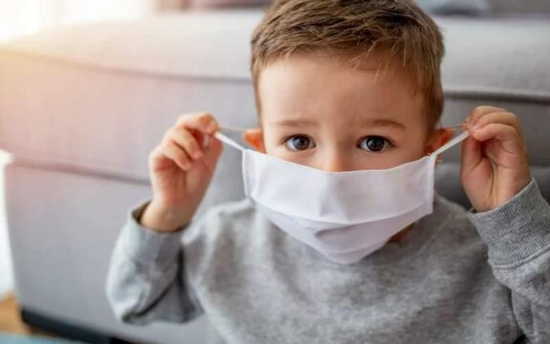 چه کودکانی نباید ماسک بزنند؟