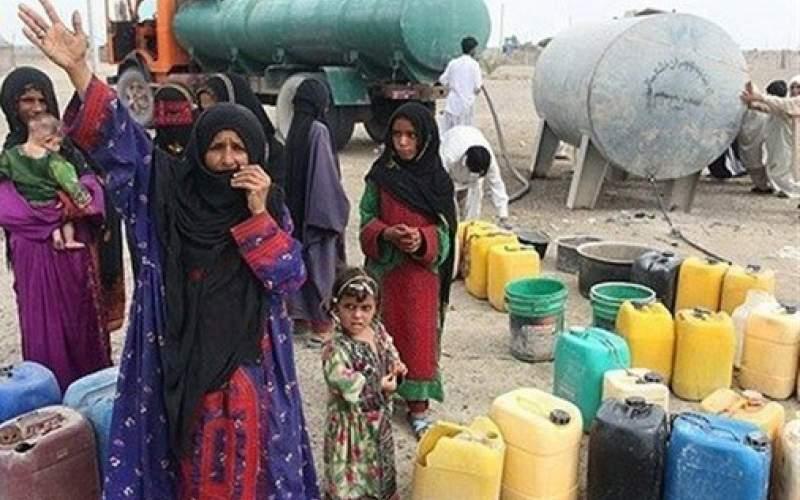 فریاد تشنگی در ایران