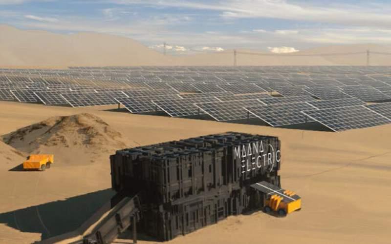 تبدیل برق و شن به پنلهای خورشیدی!