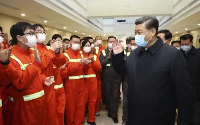 دستور به ارتش چین برای آمادگی نظامی