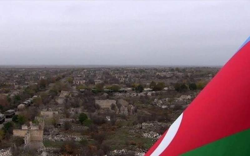 تیراندازی سربازان ارمنستان به آذربایجان