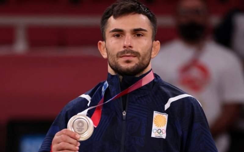 اخراج دو ورزشکار گرجستانی از المپیک توکیو