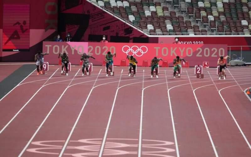 یک ایتالیایی سریعترین مرد المپیک شد