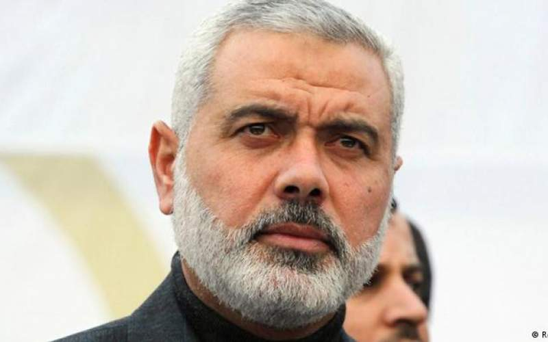 اسماعیل هنیه دوباره رئیس حماس شد