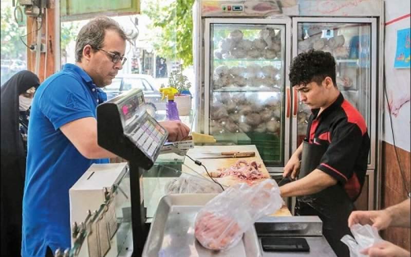 گوشت و مرغ روی دور تازه افزایش قیمت