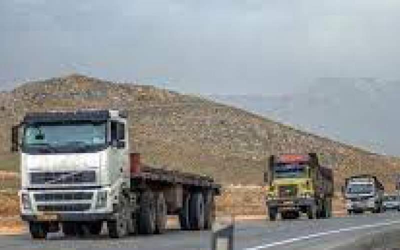 ممنوع الورود شدن کامیونهای ایرانی به اروپا
