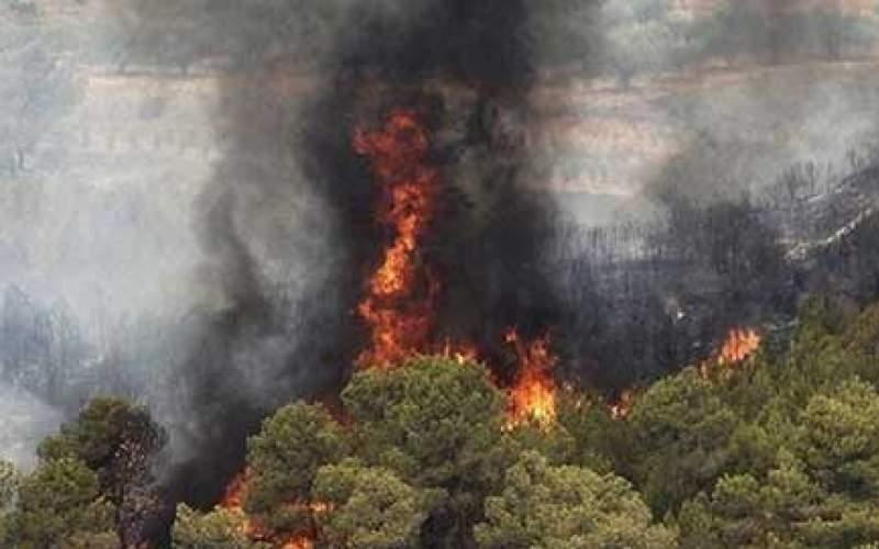 انتقاد از اعزام هواپیمای آتشنشان ایرانی به ترکیه