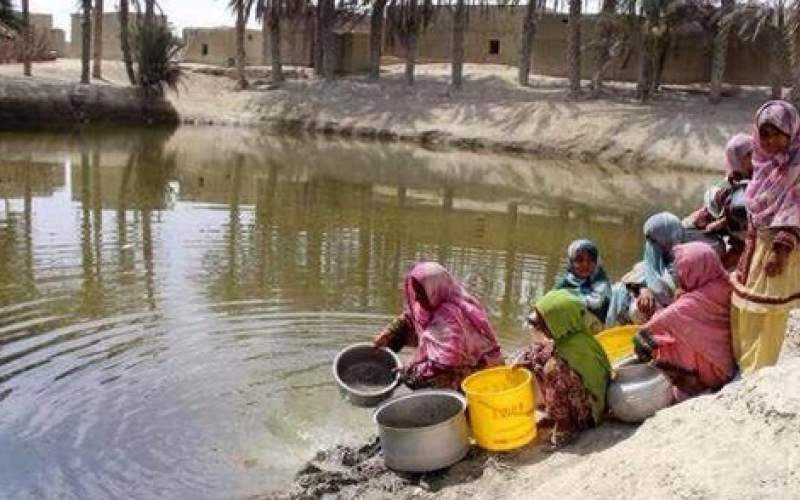 سیستان و بلوچستان؛ رتبه آخر دسترسی به آب شرب کشور
