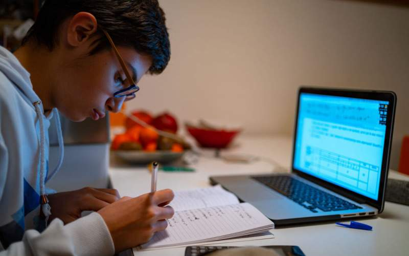 آموزش های مجازی و افت تحصیلی ۳۰درصدی