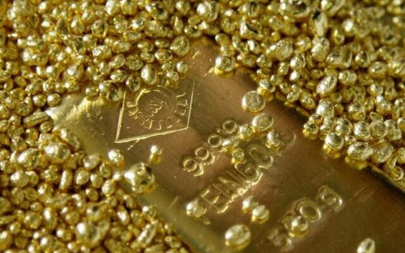 قیمت جهانی طلا  افت کرد