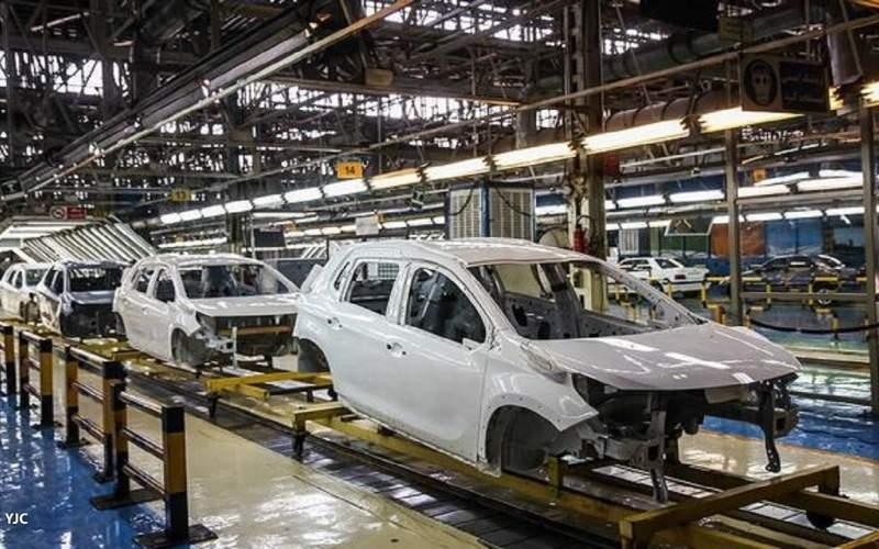 خودروهای مانده در کف کارخانه بیشتر از قبل شد