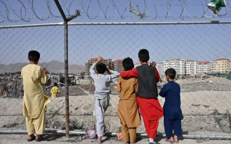 ۸۰ هزار کودک در افغانستان  آواره شدند