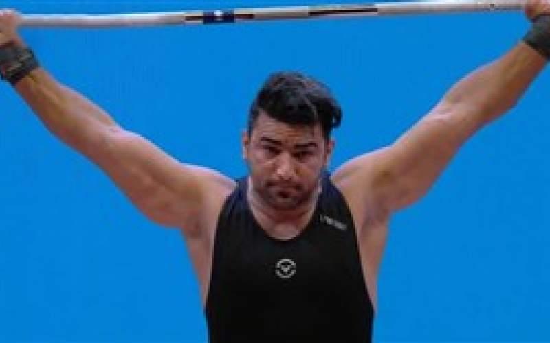 علی هاشمی در المپیک توکیو اوت شد