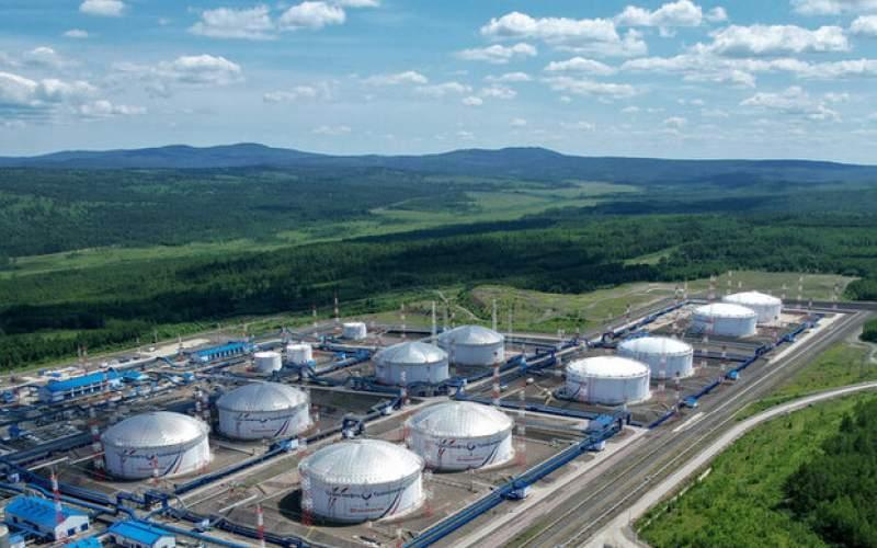 صادرات نفت خام روسیه ۸ درصد سقوط کرد