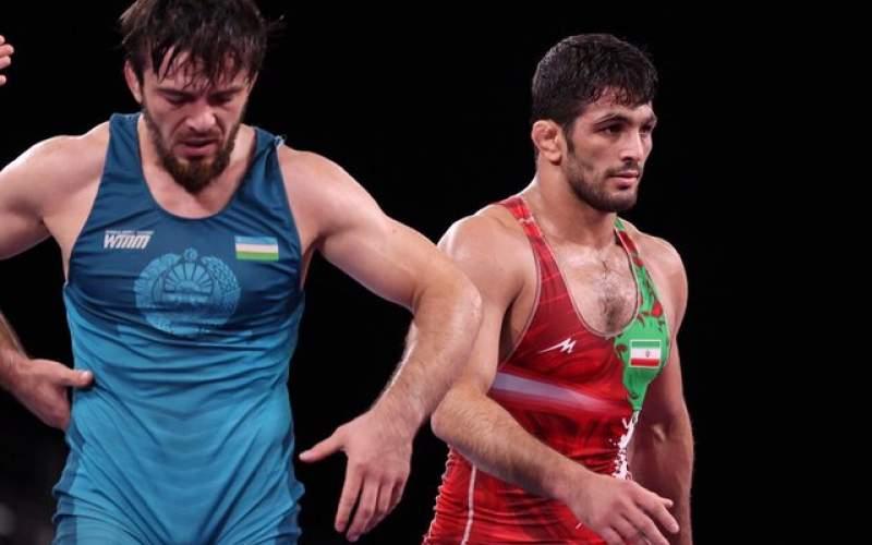 حسن یزدانی در آستانه تاریخ سازی در المپیک