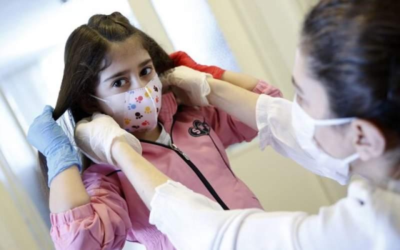 خطر کووید طولانی در کودکان کمتر است