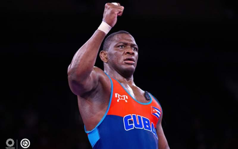 کوبا قهرمان کشتی فرنگی المپیک شد