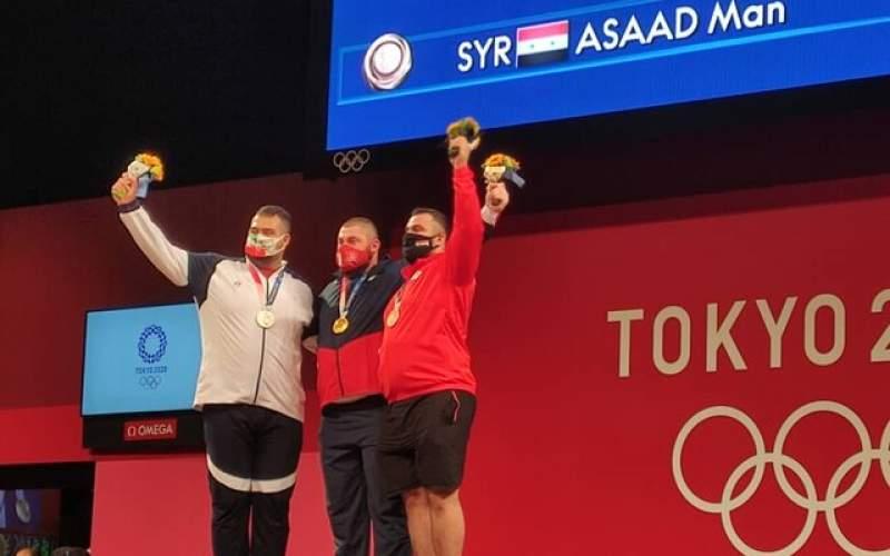 صعود ۲۲ پلهای ایران در جدول مدالهای المپیک