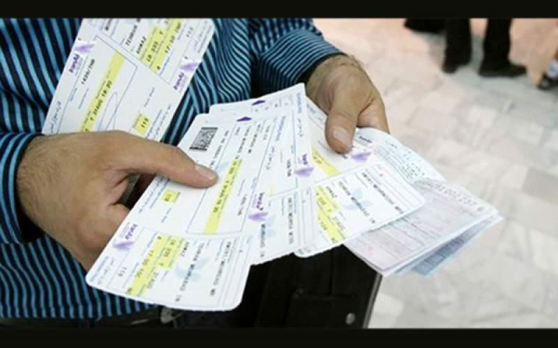 وزارت راه جلوی گرانی بلیت هواپیما  را نگرفت
