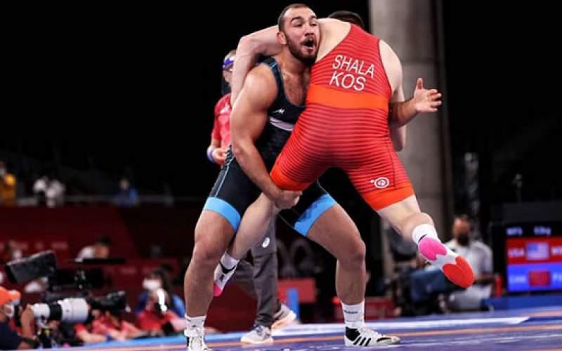 شكست نماینده سنگین وزن ایران در المپیک