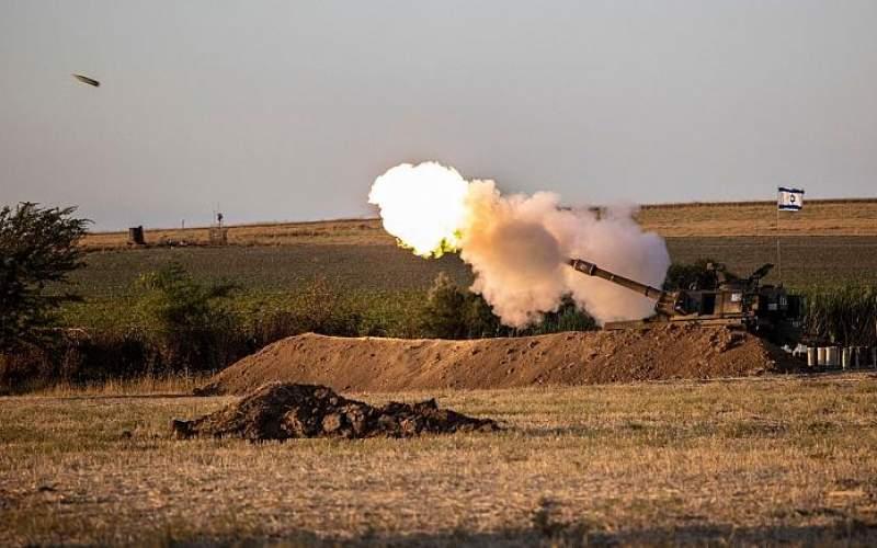 تبادل آتش بین اسرائیل و لبنان