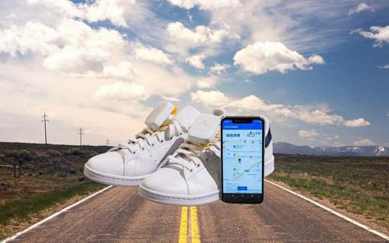 کفشهای هوشمند مسیریاب برای نابینایان