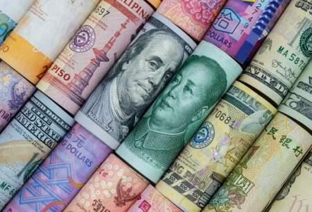 قیمت دلار و پوند امروز 25 مرداد 1400/جدول