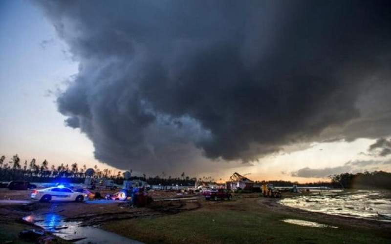سواحل شمال شرق آمریکا در انتظار طوفان شدید