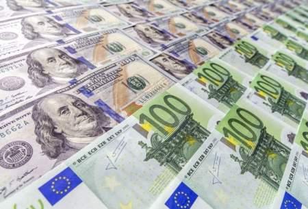 قیمت دلار و پوند امروز 5 شهریور 1400/جدول