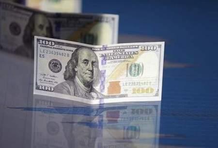 شاخص دلار  ریزش کرد