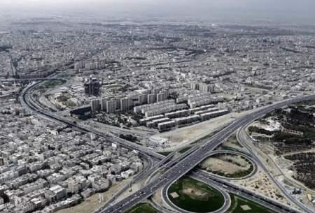 هوای تهران در آستانه آلودگی قرار دارد