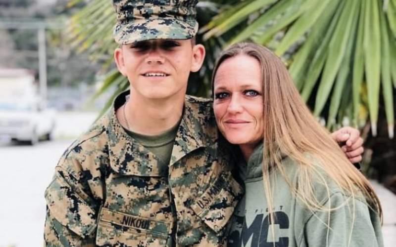 مادر سرباز آمریکایی کشتهشده در کابل به جو بایدن: همه از تو متنفرند