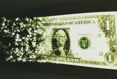 ارزش دلار برای چهارمین روز متوالی کاهش یافت