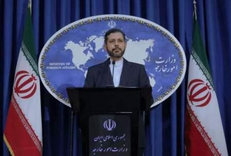 واکنش ایران به تحریم تازه آمریکا