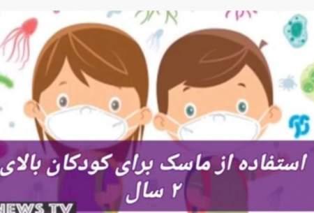 پیشگری از ابتلای کودکان به ویروس کرونا