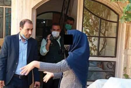 زنِ قاتل: دلم برای جسد شوهرم سوخت!