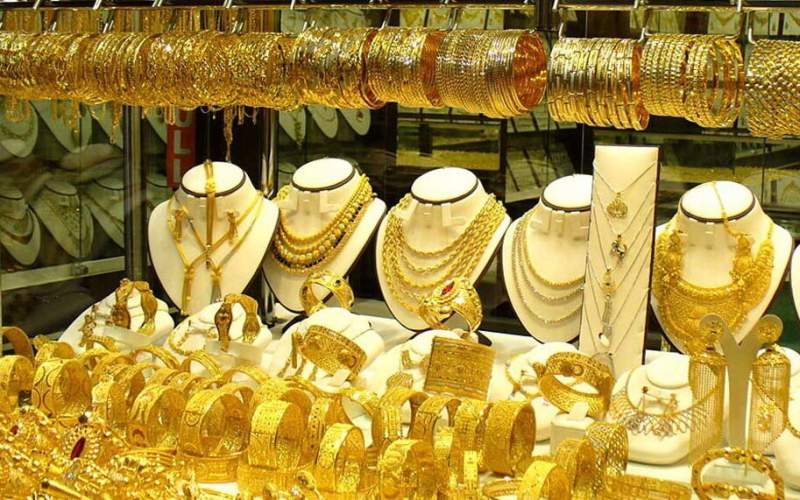 قیمت طلا وابسته به دلار و طلا جهان