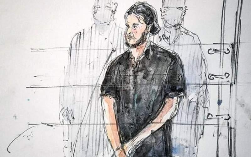 محاكمه متهم اصلی حملات تروریستی پاریس