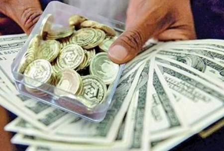 حرکت دلار در موقعیت جدید