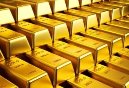 سایه سنگین دلار بر قیمت جهانی طلا