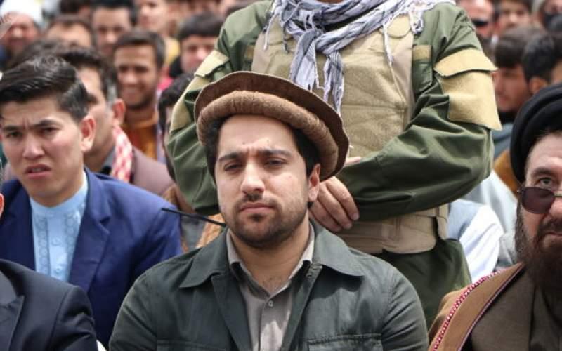 حضور رهبران جبهه مقاومت در افغانستان
