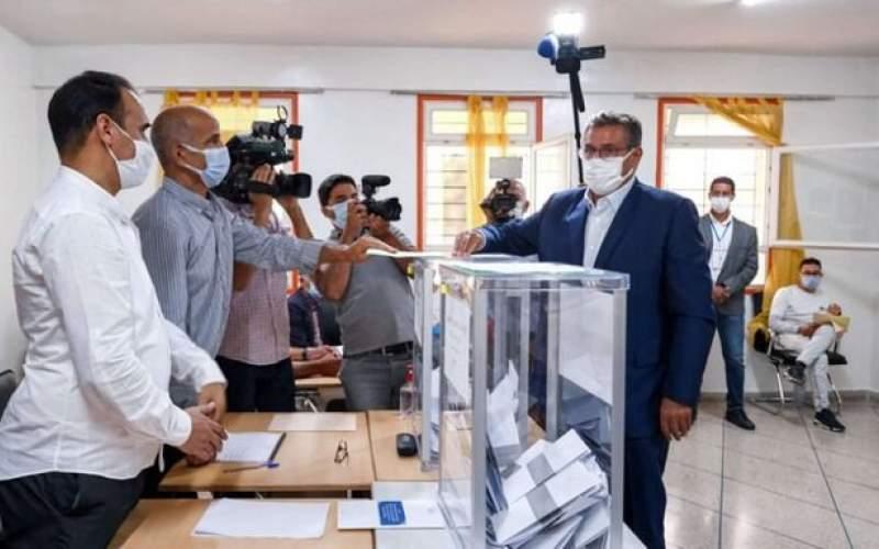 شکست حزب اسلامی مراکش مقابل احزاب لیبرال